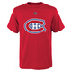 4RART - Junior T-Shirt - Montreal Canadiens - 1