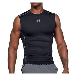 HeatGear Compression - Men's Sleeveless Training T-Shirt
