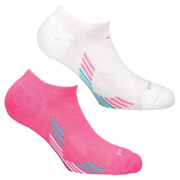No Show - Women's Ankle Socks (2 pairs)