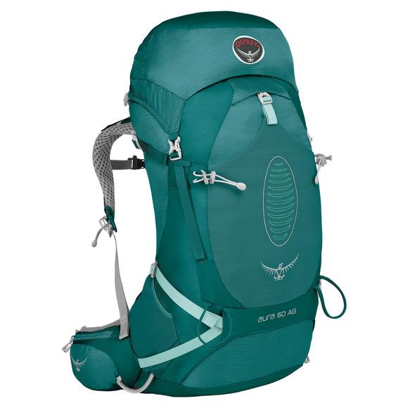 Aura AG 50 - Sac à dos de randonnée pour femme