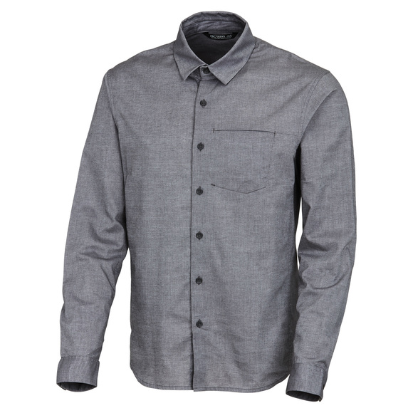Astute - Men's Long-Sleeved Shirt