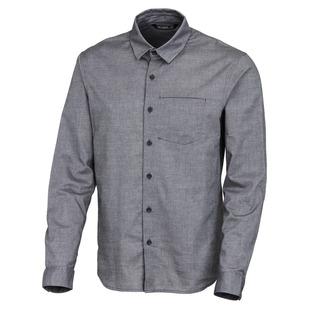 Astute - Men's Long-Sleeved Shirt