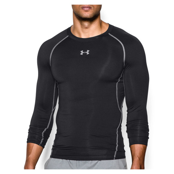 1df60771 UNDER ARMOUR HG Armour - Men's Compression Long-Sleeved Shirt | Sports  Experts