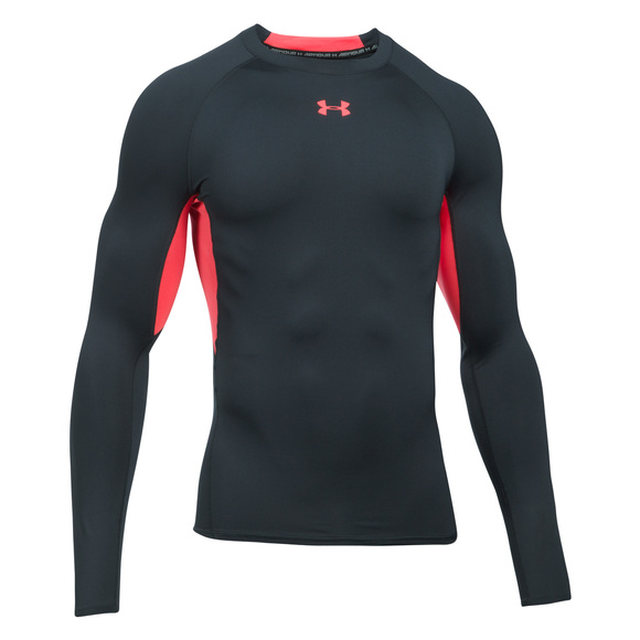 HG Armour - Men's Training Fitted Long-Sleeved Shirt