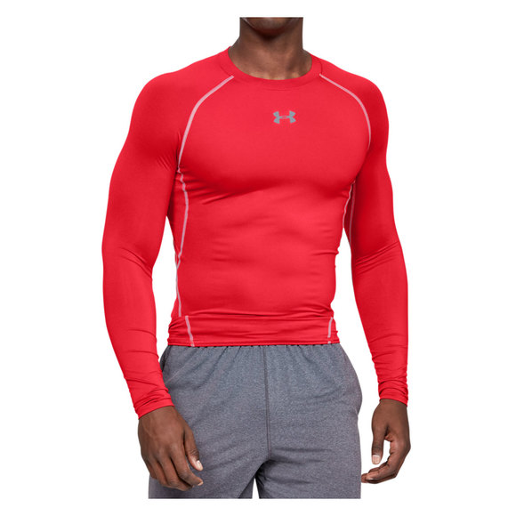 HG Armour - Men's Compression Long-Sleeved Shirt