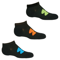 Armour Pulse Solo Jr - Junior Half-cushioned Ankle Socks