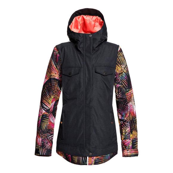 Ceder - Manteau isolé pour femme