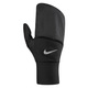 Vapor - Adult Convertible Running Gloves Covered With Mitts  - 1