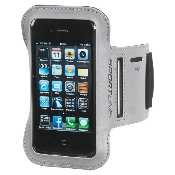 SP5694GY - Adjustable armband for smartphones