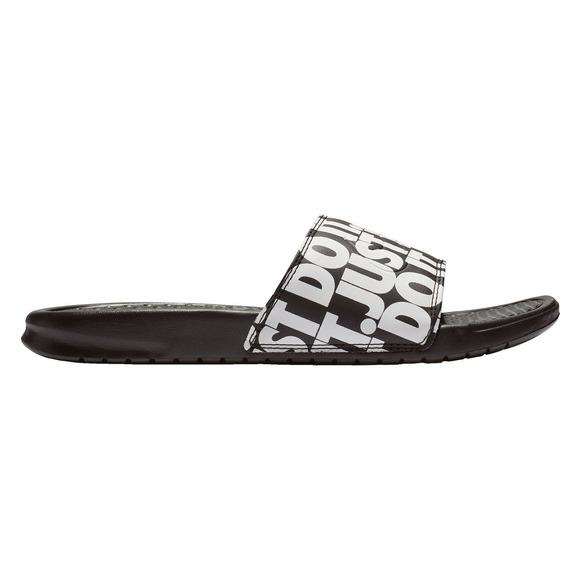 new concept 7192d 61a4a NIKE Benassi JDI Print - Men s Sandals   Sports Experts