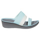 ColorBlock Wedge - Women's Fashion Sandals - 0
