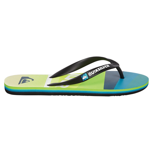 Molokai Slash Logo - Men's Sandals
