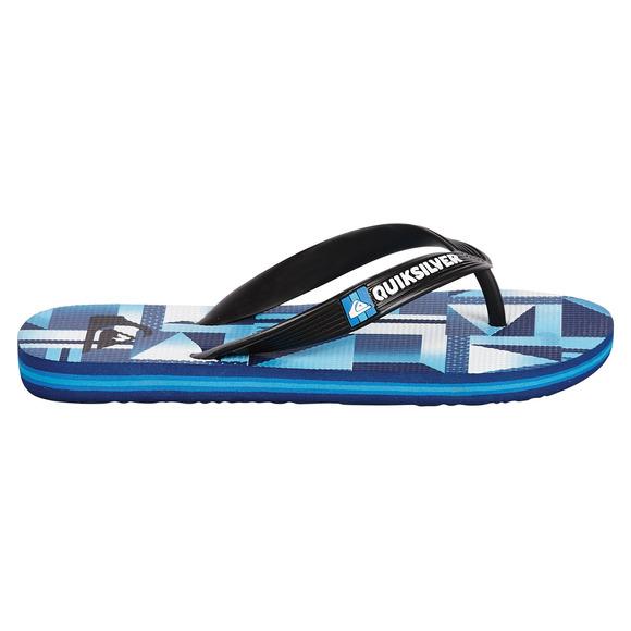 Molokai Check Remix Jr - Junior's Sandals