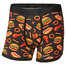 Munchies - Men's Fitted Boxer Shorts