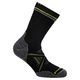 PhD Outdoor MCrew - Men's Cushioned Socks  - 0