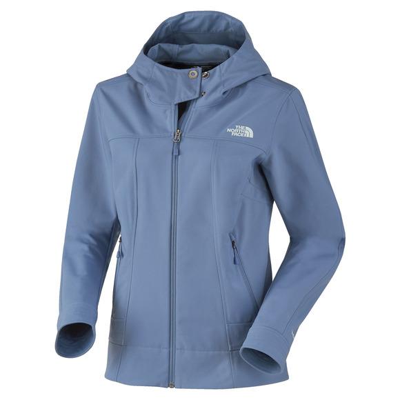 Calentito - Women's Hooded Softshell Jacket