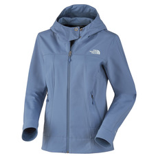 Calentito - Women's Hooded Softshell Jacket