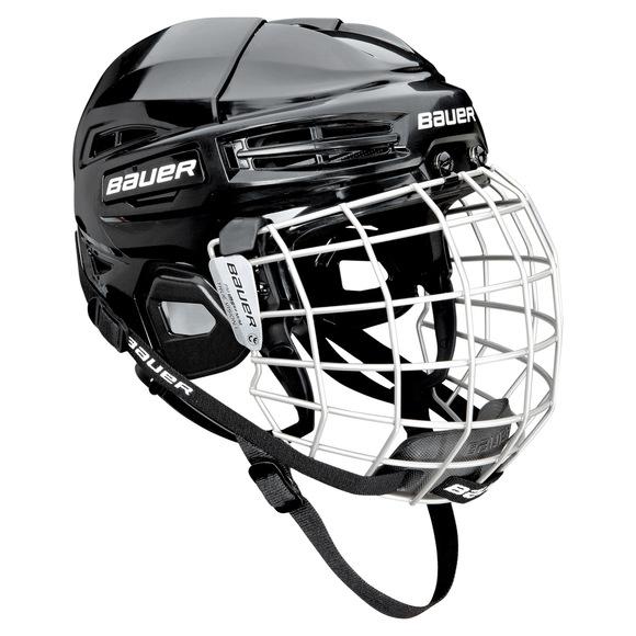 IMS 5.0 Combo - Casque et grille de hockey pour senior
