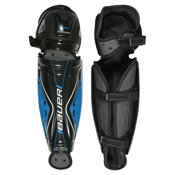 Performance Sr - Senior Street Hockey Shin Pads