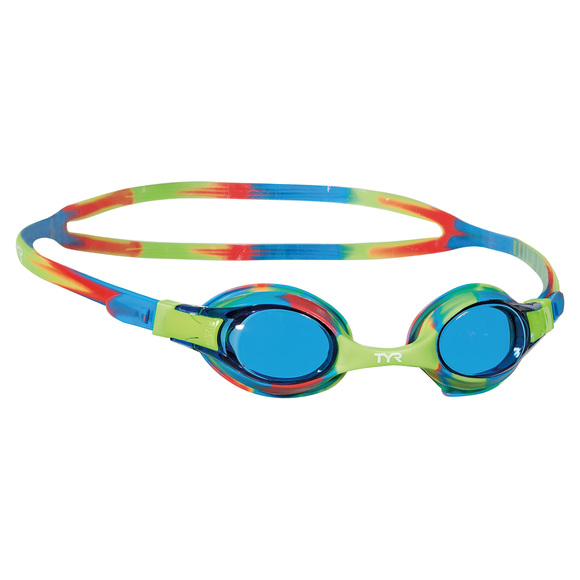 Swimple Tie Dye Jr - Junior Swimming Goggles