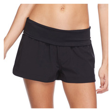 Seaside Vapor - Women's Board Shorts