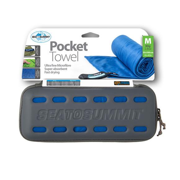 Pocket Towel 210 - Microfibre towel
