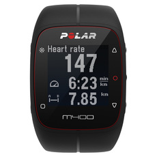 M400 HR - Sport watch/heart rate monitor with GPS
