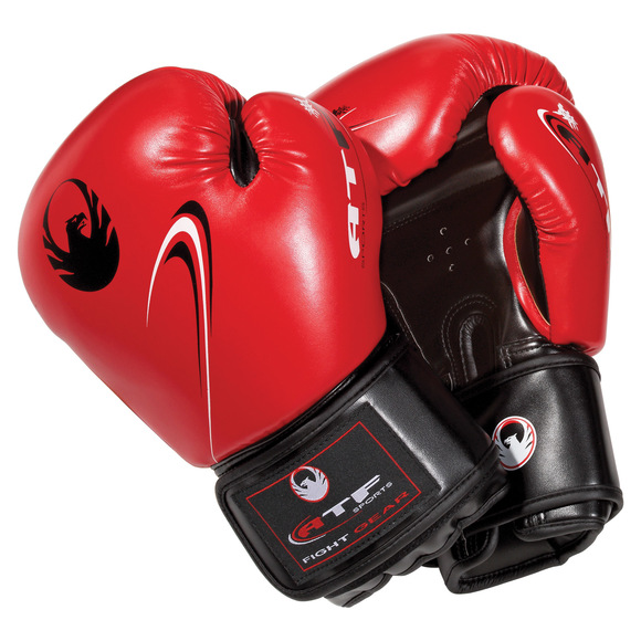 B3151 - Adult's Pre-Shaped Boxing Gloves