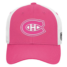 Pink Color Block Jr - Junior Adjustable Cap