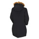 Oddessa - Manteau à capuchon en duvet pour femme   - 1