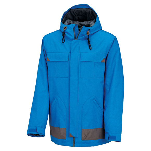 Blackburn - Men's Hooded Jacket