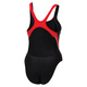 Taper Splice Flyback - Women's One-Piece Swimsuit - 1