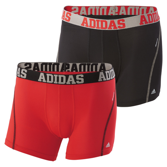 ClimaCool - Men's Fitted Boxer Shorts (Pack of 2)