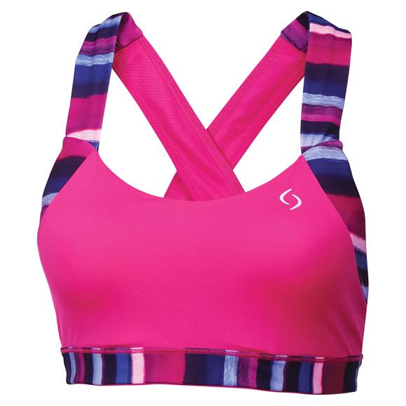 Uplift Crossback - Soutien-gorge de compression pour femme