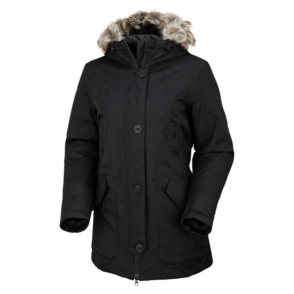 Mauna Kea - Women's Hooded Jacket