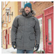 McMurdo II - Men's Down Hooded Jacket  - 2