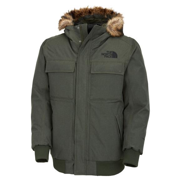 Gotham II - Manteau à capuchon pour homme