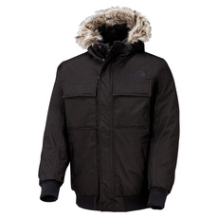 Gotham II - Men's Hooded Jacket