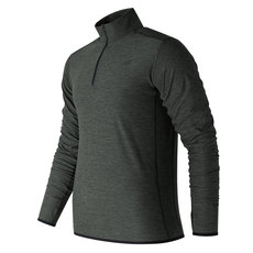 N Transit - Men's Half-Zip Sweater