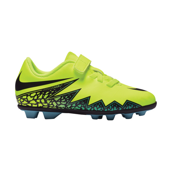 Hypervenom Phade II (V) FGR Jr - Junior Outdoor Soccer Shoes