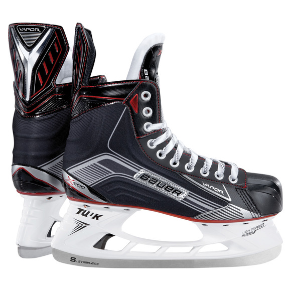 Vapor X500 Jr - Junior Hockey Skates