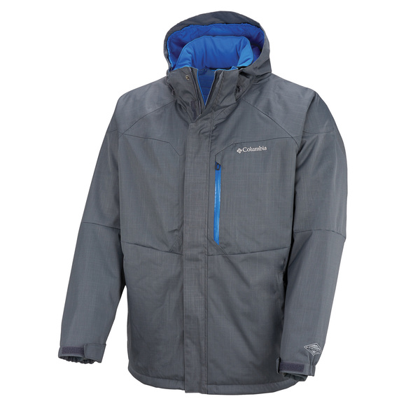 e13fc96dbf COLUMBIA Alpine Action (Plus Size) - Men s Hooded Jacket