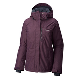 Alpine Action (Plus Size) - Women's Hooded Jacket