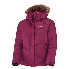 Lay D Down (Taille Plus) - Manteau d'hiver à capuchon pour femme