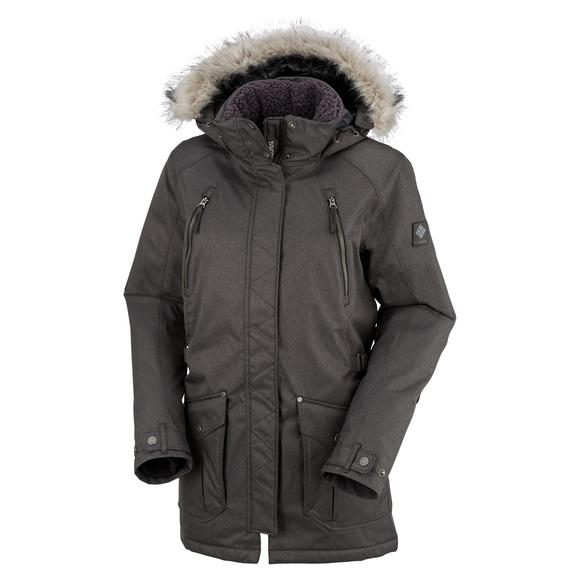 Barlow Pass 550 TurboDown - Manteau en duvet pour femme