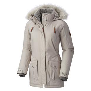 Barlow Pass 550 TurboDown - Women's Down Hooded Jacket