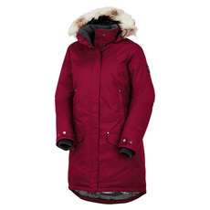Alpine Escape - Women's Down Hooded Jacket