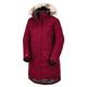 Alpine Escape - Women's Down Hooded Jacket   - 0