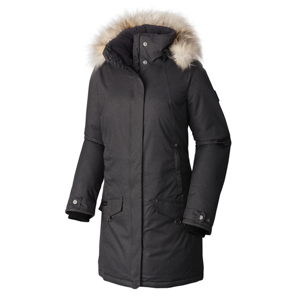Alpine Escape Plus Size - Women's Down Jacket