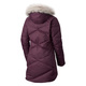 Lay D Down - Women's Hooded Winter Jacket  - 1